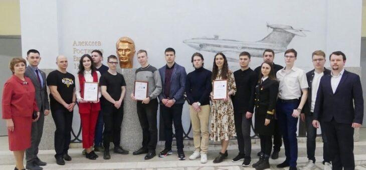 Студенты Инженерного института НГИЭУ стали бронзовыми призерами в конкурсе инженерных команд.