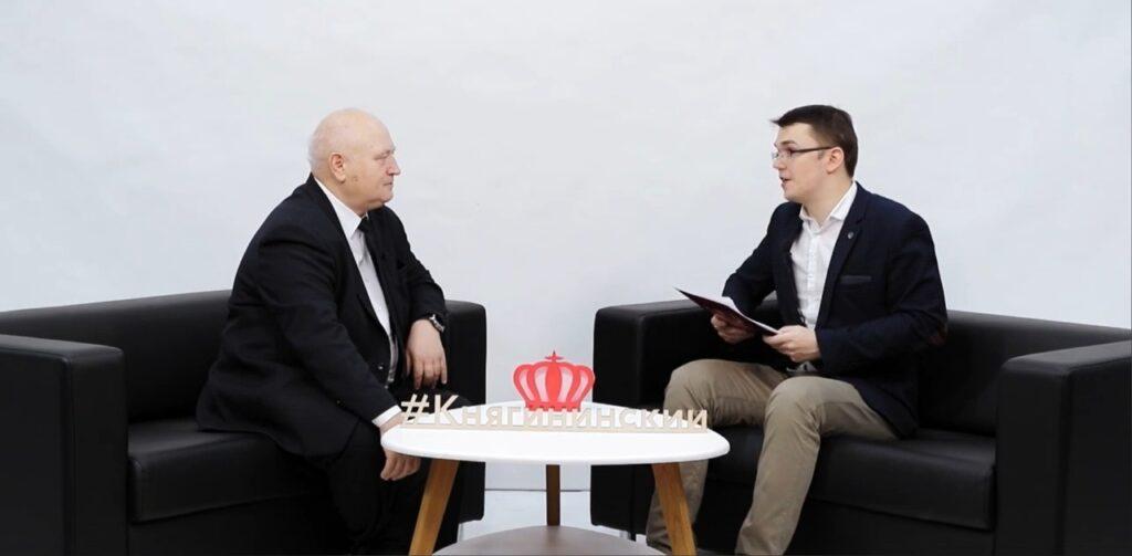 Предновогоднее интервью с ректором НГИЭУ, профессором, д.э.н. Анатолием Евгеньевичем Шаминым
