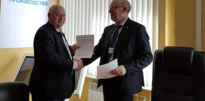 Вчера Княгининский университет и АО «Нижегородский водоканал» подписали соглашение о сотрудничестве в области образования, науки и подготовки кадров для отрасли жилищно-коммунального хозяйства региона.