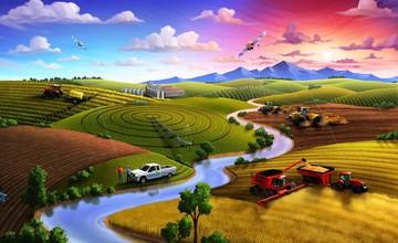 Инновационные технологии ведения сельскохозяйственного производства